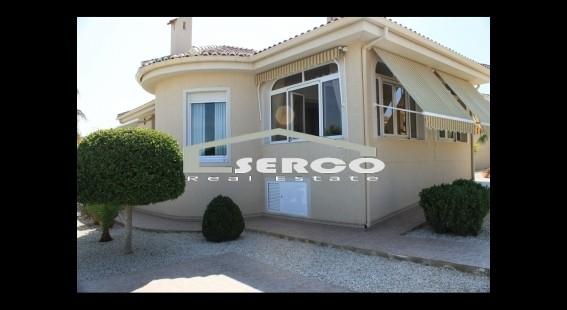 Villa en Benimar II